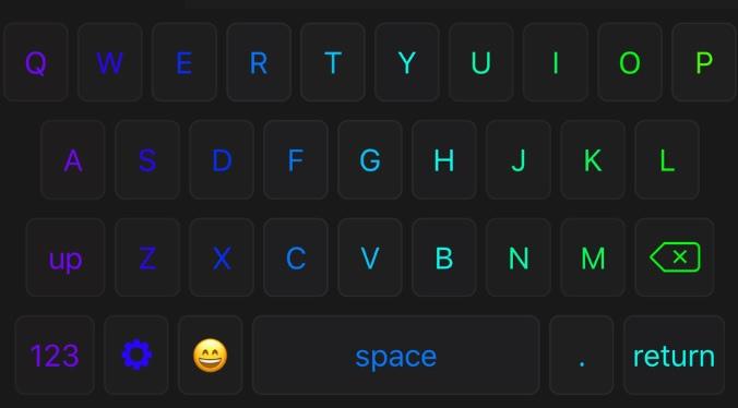 Как очистить историю клавиатуры