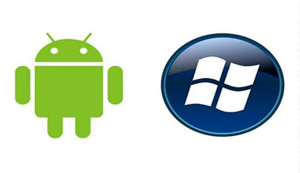 Android против Windows