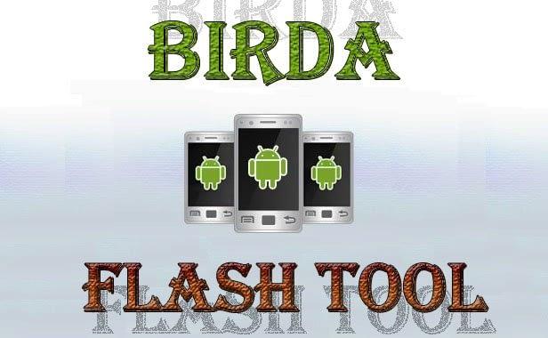 BirdA-Flash-Tool