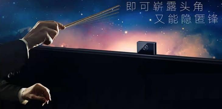 Huawei Honor Vision TV Первый Телевизор с Всплывающей Камерой.